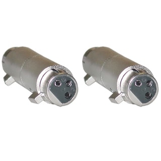 Offex Wholesale XLR Metal Coupler/ Gender Changer