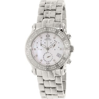 Swiss Precimax Women's SP13322 'Tribeca Elite' Stainless Steel Watch