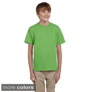 Fruit of the Loom Youth Heavy Cotton HD T-shirt|https://ak1.ostkcdn.com/images/products/9116253/Fruit-of-the-Loom-Youth-Heavy-Cotton-HD-T-shirt-P16301285.jpg?impolicy=medium