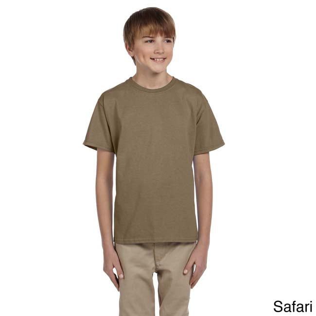 Fruit Of The Loom Fruit Of The Loom Youth Heavy Cotton Hd T shirt Other Size L (14 16)