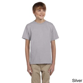 Fruit of the Loom Youth Heavy Cotton HD T-shirt (5 options available)