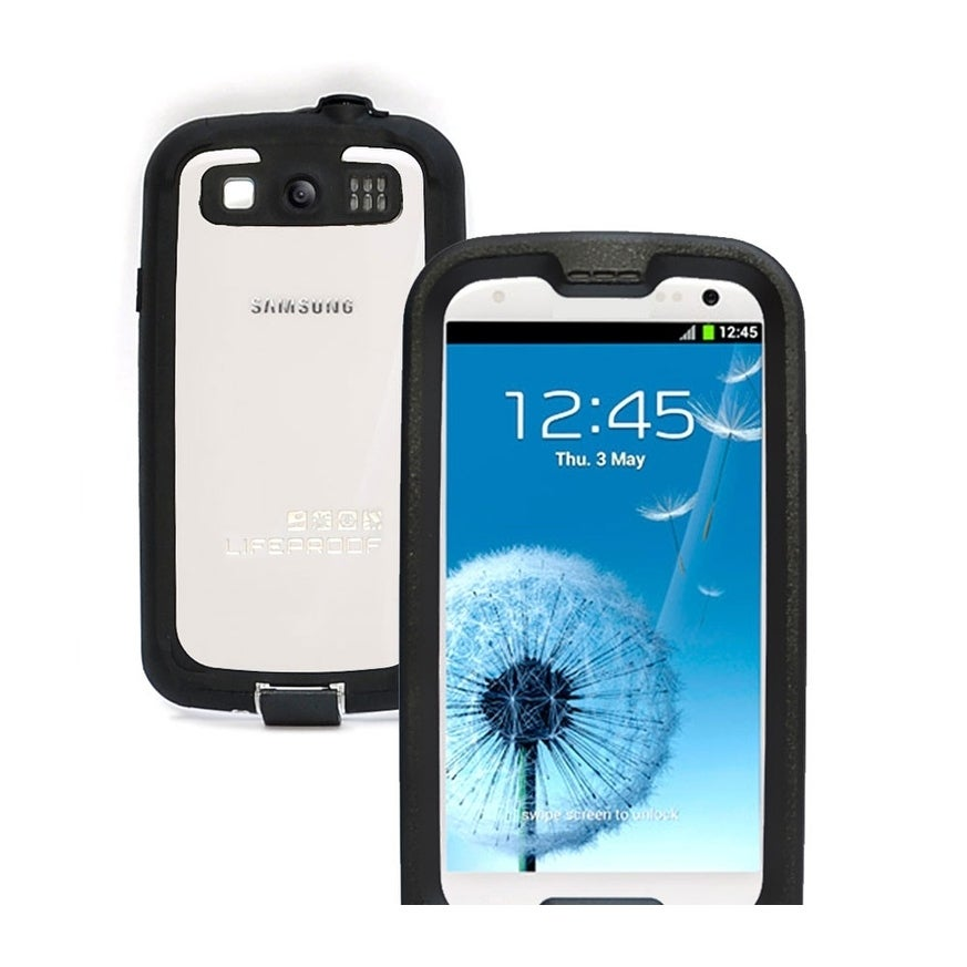 Lifeproof Samsung Galaxy S3 Black Fre Case (black) #1702-01