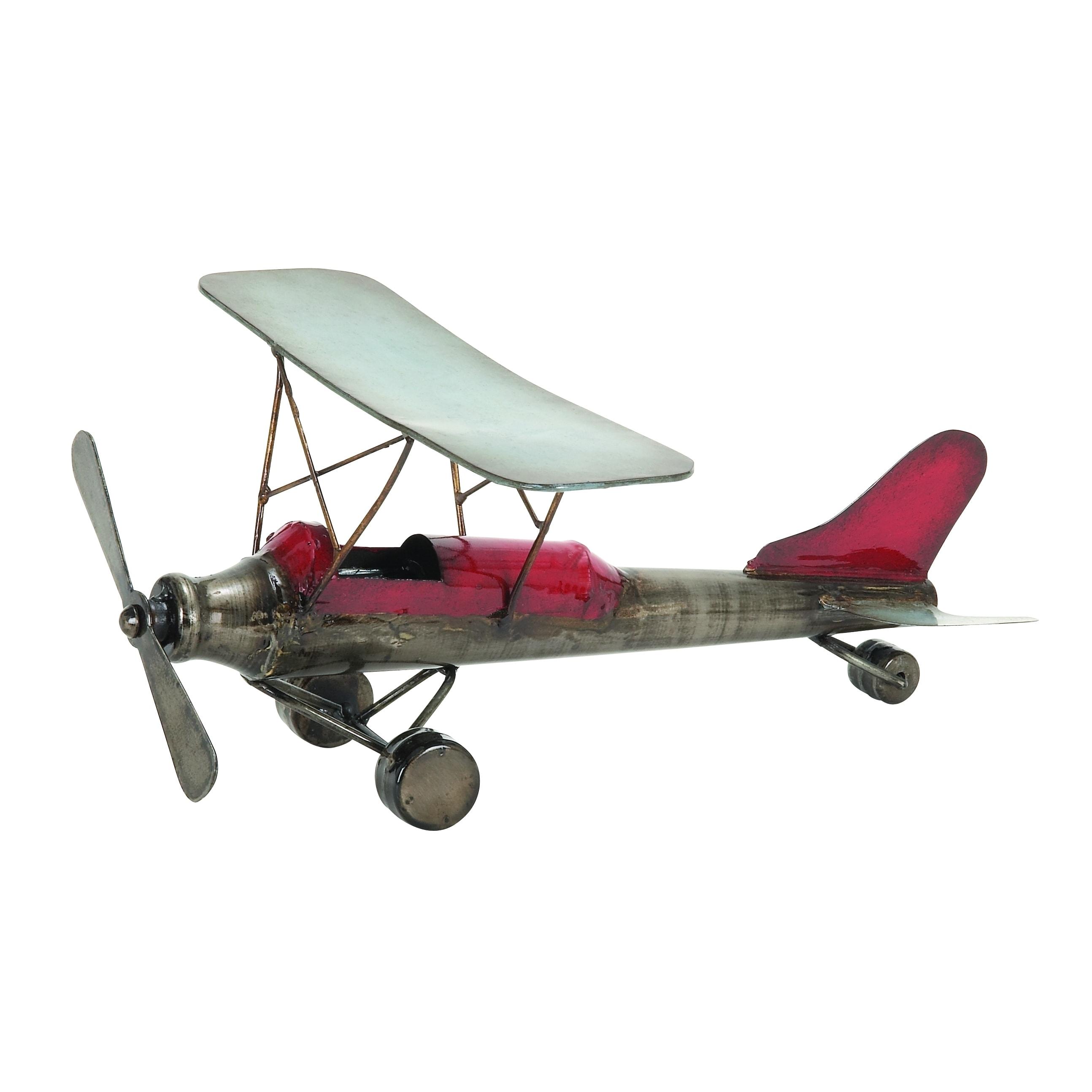 Metal Decorative Plane