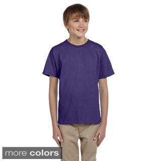 Hidensi-T Youth Boy's Cotton T-shirt (More options available)