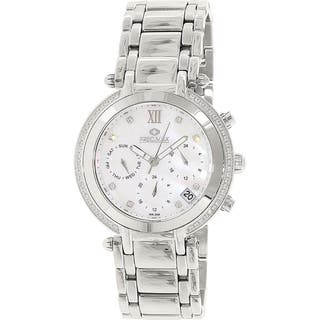 Precimax Women's PX13346 'Glimmer Elite' Stainless Steel Watch|https://ak1.ostkcdn.com/images/products/9116349/P16301353.jpg?impolicy=medium