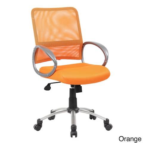Boss Adjustable Breatheable Mesh Task Chair