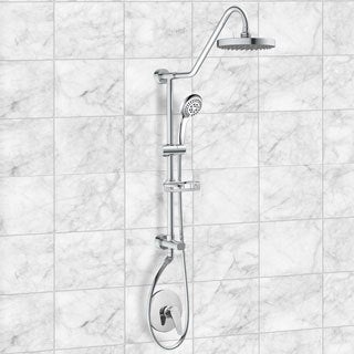 rain shower head with wand. Pulse Kauai II Rain Shower System  Free Shipping Today