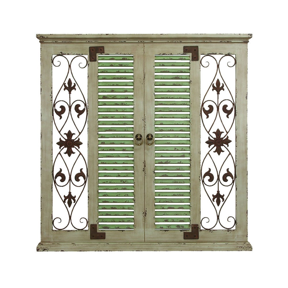 Square Metal Wall Decor Square Wooden And Metal Wall Decor  Ebay