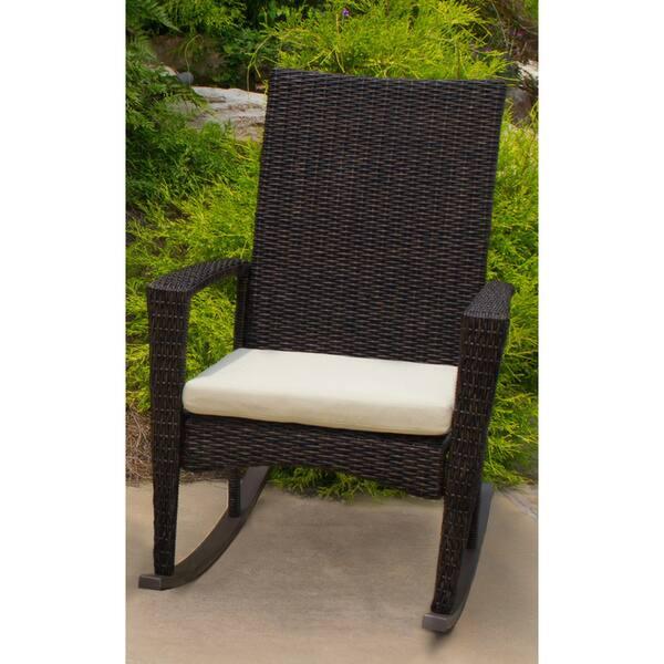 Pleasant Shop Havenside Home Manhattan Outdoor Rocking Chair Free Unemploymentrelief Wooden Chair Designs For Living Room Unemploymentrelieforg