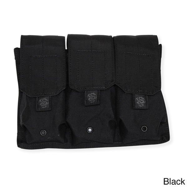 Tacprogear Triple Rifle Mag Pouch