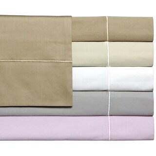 Anna Simona 400 Thread Count Luxury Cotton Sateen Sheet Set