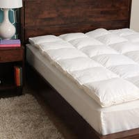 CozyClouds by DownLinens Down Alternative Fiberbed - White