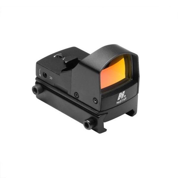 NcStar Compact Tactical Red Dot Reflex Sight Black