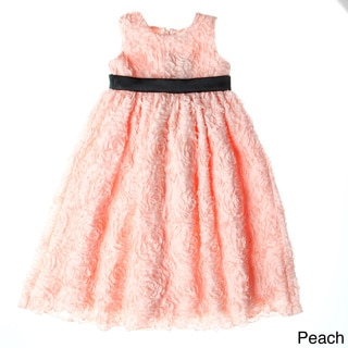 Sweetie Pie Girls Organza Special Occasion Dress
