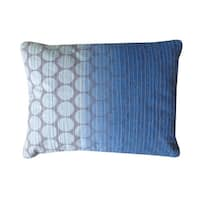Mirage Blue Decorative Throw Pillow