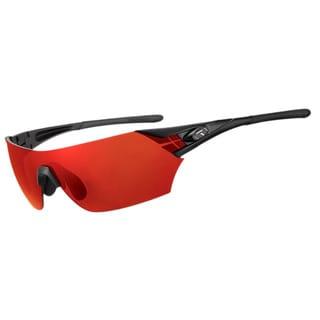 Tifosi Podium Matte Black Interchangeable Sunglasses