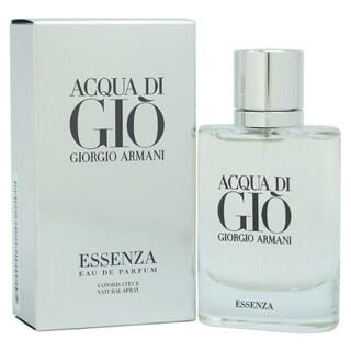 Giorgio Armani Acqua Di Gio Essenza Men's 1.35-ounce Eau de Parfum Spray