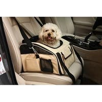 Pet Life Collapsible Nylon Pet Booster Seat - One size
