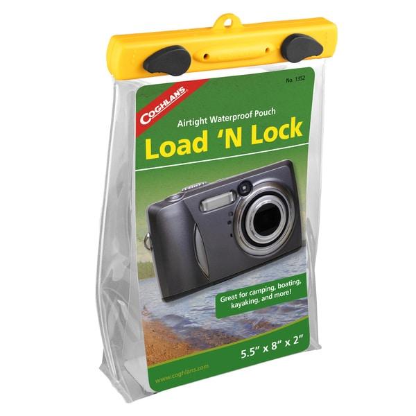 Coghlan's Load 'N Lock Airtight Waterproof Pouch