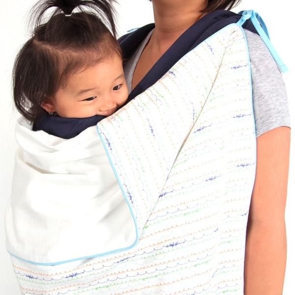 Babyletto Stroller Blanket Alphabet