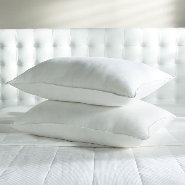 shop tommy bahama monogrammed tencel lyocell blend pillow set of 2