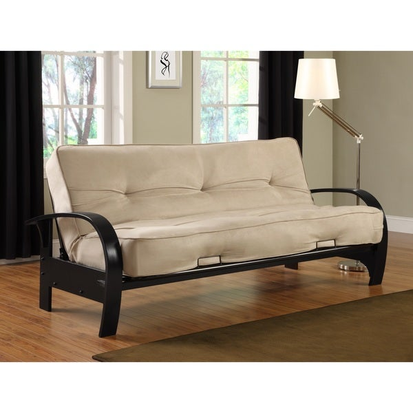 Dhp Madrid Futon Full Size Sofa Sleeper Free Shipping Today 16302895