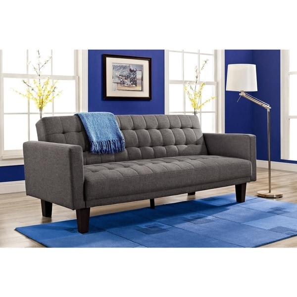 Dhp Sienna Futon Sofa Bed