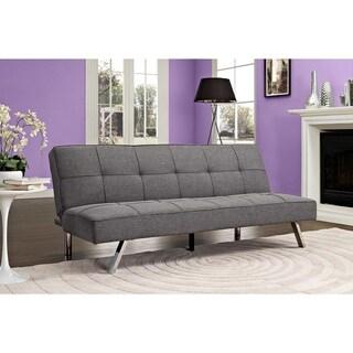 DHP Zoe Convertible Futon Sofa Bed