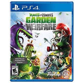 PS4 - Plants vs Zombies: Garden Warfare