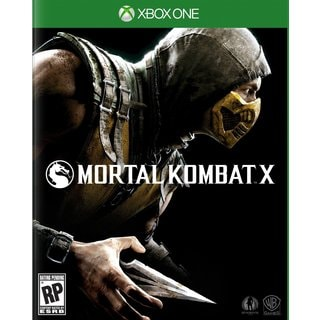Xbox One - Mortal Kombat X