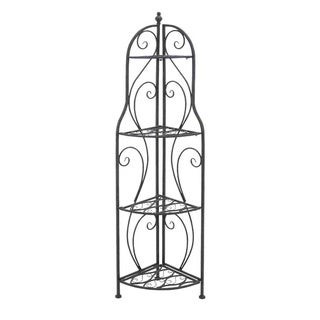 Corner Rack with Modern Style