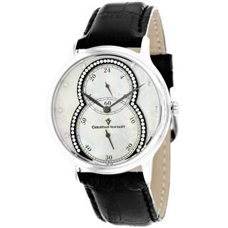 Christian Van Sant Women's Infinie Black Watch
