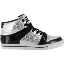 Women's Gotta Flurt Swerve Silver Sequin/Synthetic