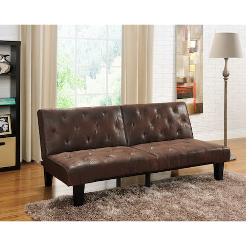 DHP Venti Futon Sofa Bed