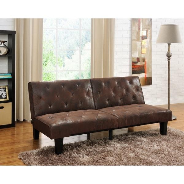 Dhp Venti Futon Sofa Bed