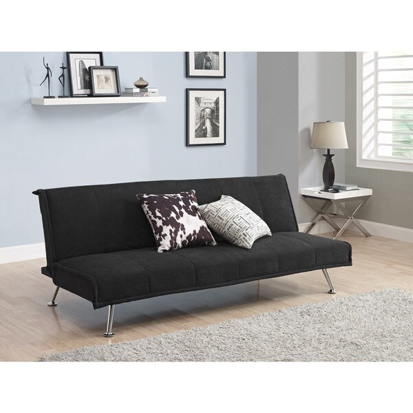 Dhp Mica Futon Sofa Bed Free Shipping Today Overstock