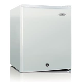 SPT White Energy Star Upright Freezer