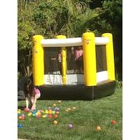 JumpOrange Lil' Kiddo Busy Bee Bounce House