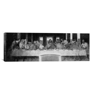 iCanvas ART Leonardo da Vinci The Last Supper II Canvas Print Wall Art
