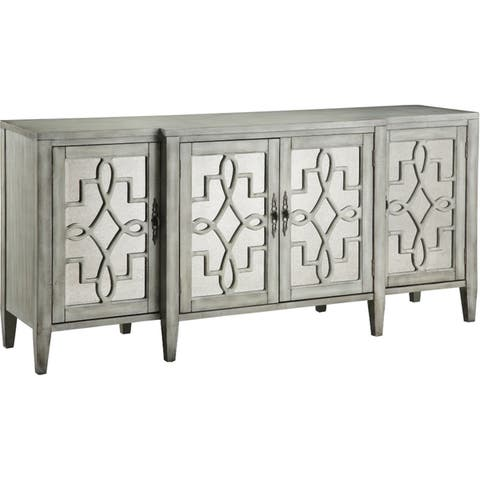 Lawrence Breakfront Credenza