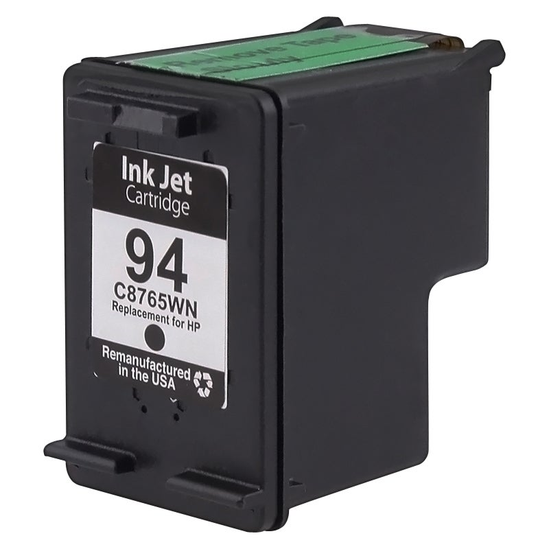 BasAcc Remanufactured C8765W No. 94 Ink Cartridge for HP ...