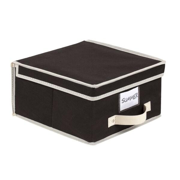 "Storage Box- Medium 11"" x 12"" x 6"""