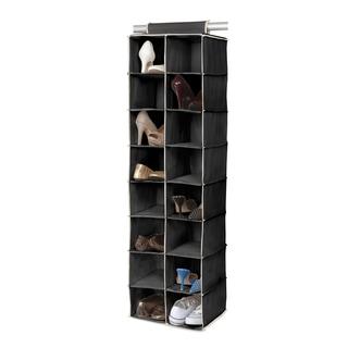 Shop 16 Pkt Hanging Shoe Organizer Free Shipping On