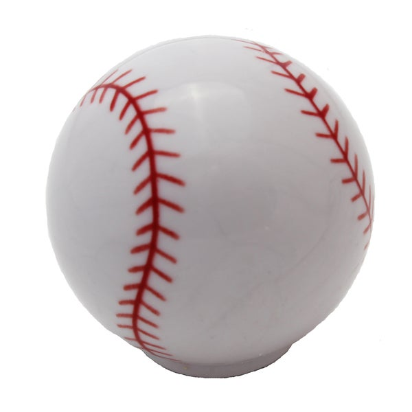 shop gliderite baseball cabinet or dresser sports knobs pack of 10 free shipping on orders. Black Bedroom Furniture Sets. Home Design Ideas