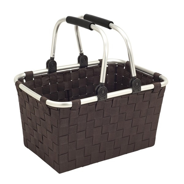 Large Tote With Aluminum Handles Free Shipping On Orders
