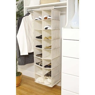 16 Pocket Shoe Organizer