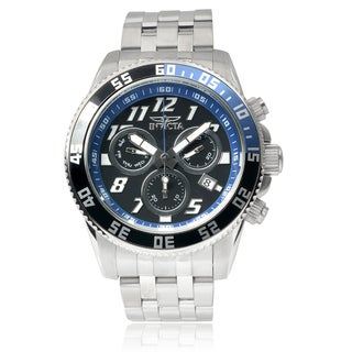 Invicta Men's 14511 Stainless Steel 'Pro Diver' Chronograph Watch