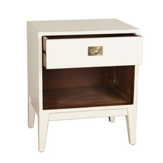 Porthos Home Antique Rivival Petra Lacquer Nightstand