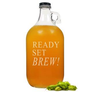 Ready Set Brew! Glass Growler