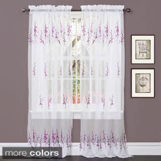 Lush Decor Jacey 84-inch Sheer Curtain Panel Pair|https://ak1.ostkcdn.com/images/products/9122067/P16306021.jpg?impolicy=medium